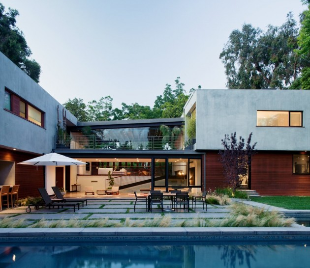 San Lorenzo Residence by Mike Jacobs Architecture