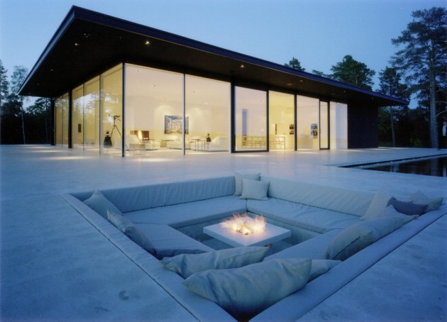 4 Projects That Feature Sunken Seating