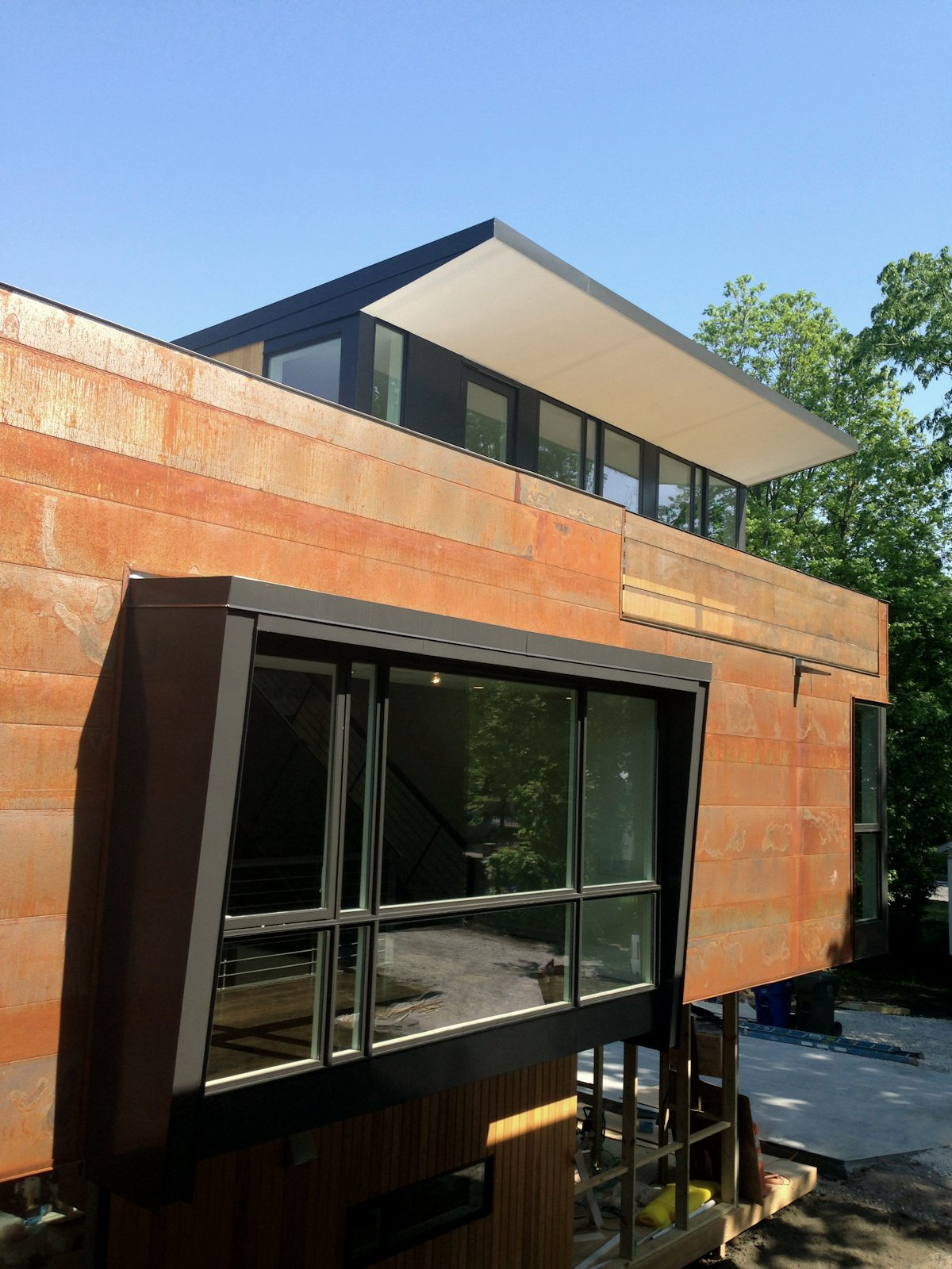 Dasgupta Saucier Residence By The Raleigh Architecture Co