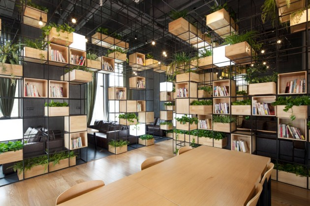 Home Caf By Penda