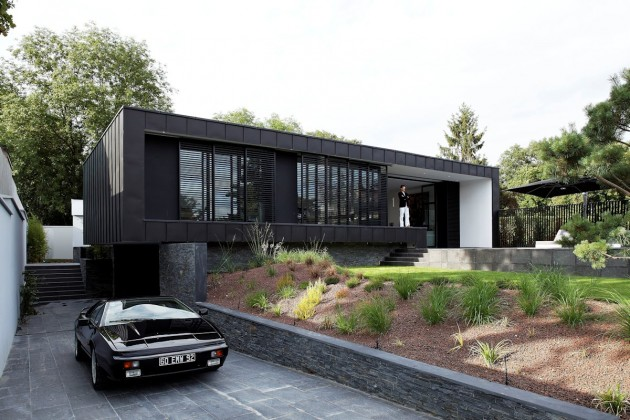 C House by Lode Architecture