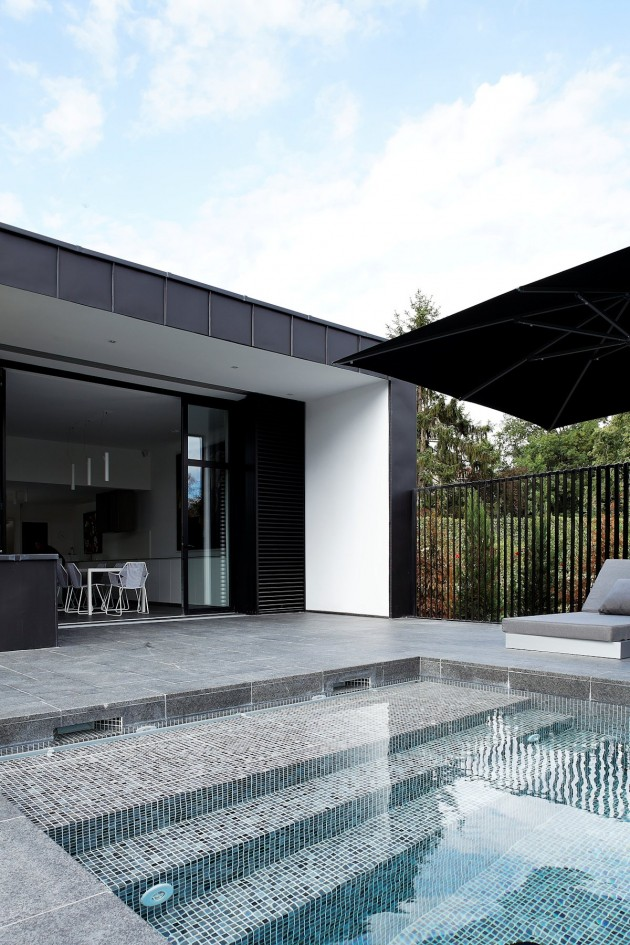 c house by lode architecture contemporist. Black Bedroom Furniture Sets. Home Design Ideas