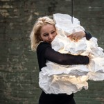 A Cloudlike Lamp You Can Reshape Yourself