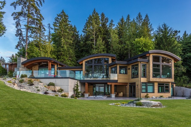 Cadence Residence by Keith Baker Design