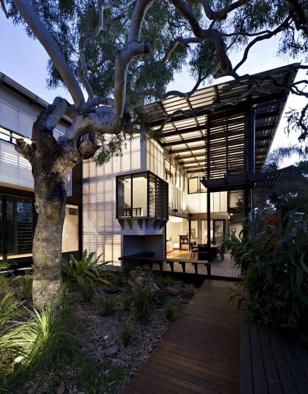 Marcus Beach House by Bark Architects