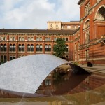 Crest by Zaha Hadid at V&A Museum