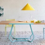 Duale Dining Table by Luca Binaglia for Formabilio