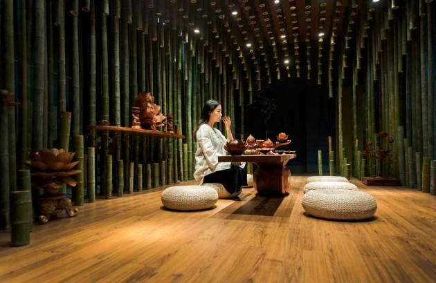 Bamboo in Architecture - Magazine cover
