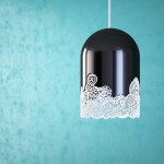 Lacelamps – Lighting With A 3D Printed Lace Element