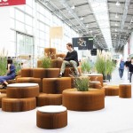 molo Designs Seating Areas At Orgatec 2014