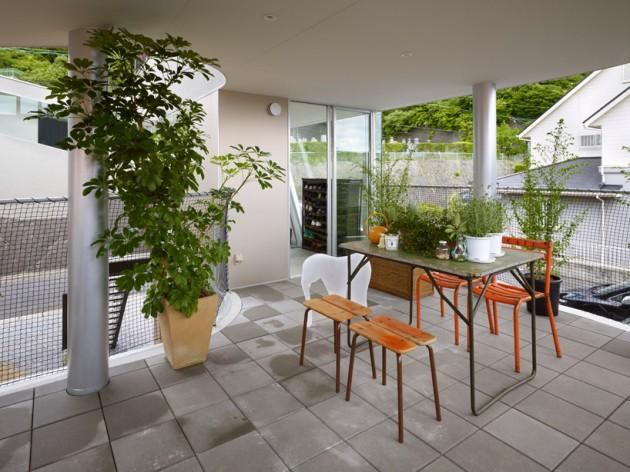 The Toda House by Kimihiko Okada