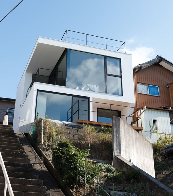 The Vista House By APOLLO Architects & Associates