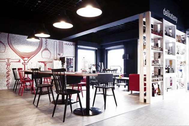 Relativ Fiesta Del Vino Wine Bar by mode:lina architekci | CONTEMPORIST SX62