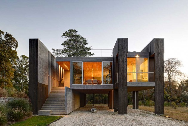 Northwest Harbor House by Bates Masi + Architects | CONTEMPORIST