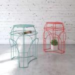 Rotonda Coffee Table by Levantin Design