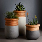 Soma Planter by Laurie Wiid van Heerden for Indigenus