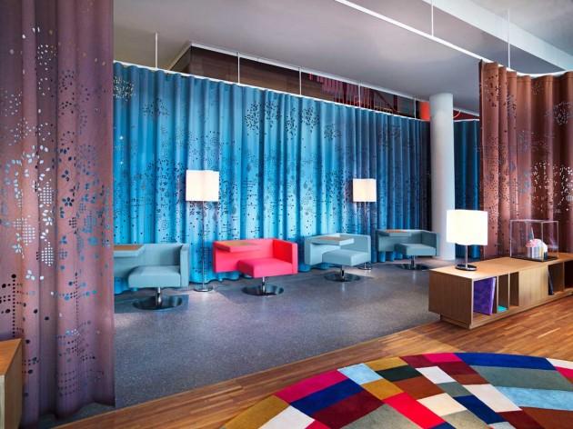 25hours hotel z rich west by alfredo h berli design for Designhotel 25hours