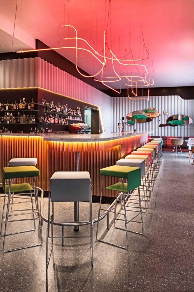 25hours Hotel Zrich West By Alfredo Hberli Design Development