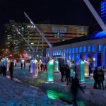 RAW turns downtown Montreal into an interactive kaleidoscope
