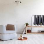Polda Armchair by Giuseppe Gioia for Formabilio