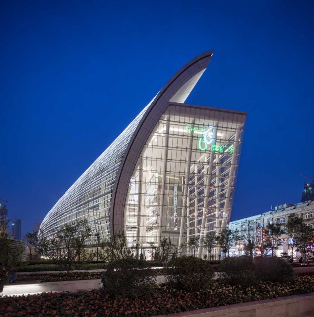 Kpf Completes Riverside 66 In Tianjin China Contemporist