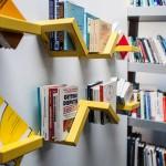 360 SHELF – An Adjustable Shelving Display by Luka Pirnat