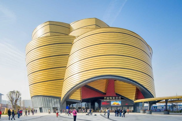 Wanda Movie Park by Stufish Entertainment Architects