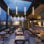 TDDA designs a rooftop bar in Mexico City