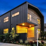 Baran Studio contemporizes Oakland with a new home clad in wood and metal