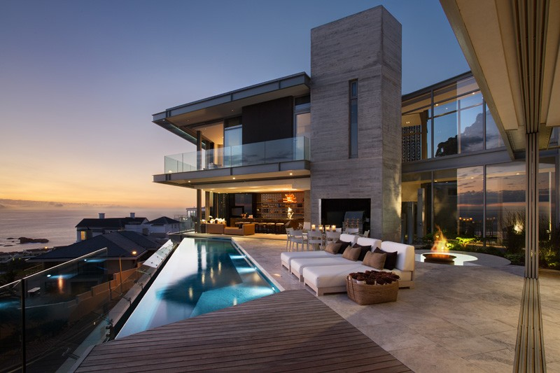 A Family Home With 270° views In Cape Town
