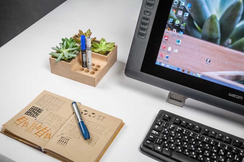 طراحی خلاقانه،خلاقیت در طراحی،خلاقیت، رومیزی خلاقانه