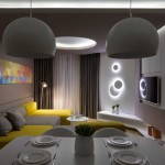 Denis Rakaev designs a contemporary apartment in Kiev