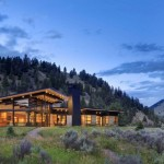 Montana gets modern by the river