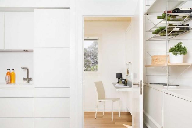 casa prefabricada, modular, eficiencia energética, domótica, dekoloop