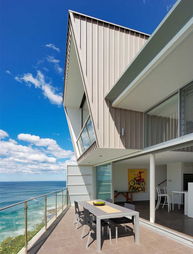 New modern house in sydney