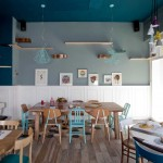 Tommaso Guerra designs a whimsical cat cafe