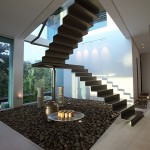 These are probably the thinnest stairs you will ever see