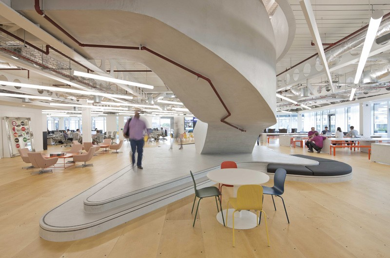 طراحی داخلی دفتر،طراحی داخلی آفیس،طراحی داخلی دفتر کار،طراحی جدید دفتر