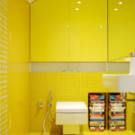 7 Bathrooms That Make A Statement With Bold Colors