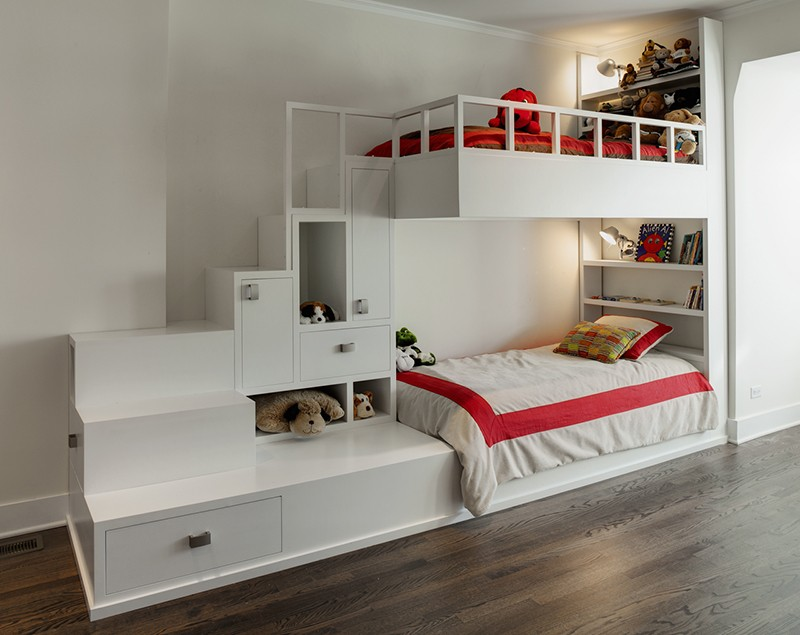 Marvelous bunk bed