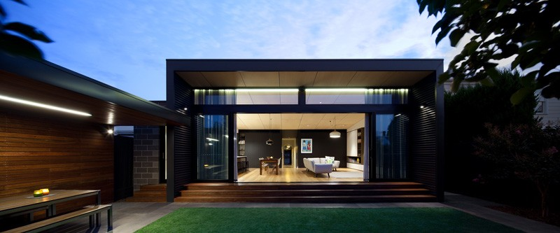 A Contemporary Extension For A Victorian Home In Melbourne