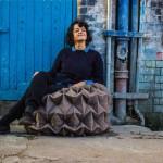 Cones: Unfolded Seats by Jule Waibel