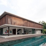 A House Designed For A Swiss Family Living In Thailand