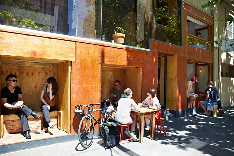 A Cafe With Streetfront Nooks And Cosy Cubbies For Melbourne