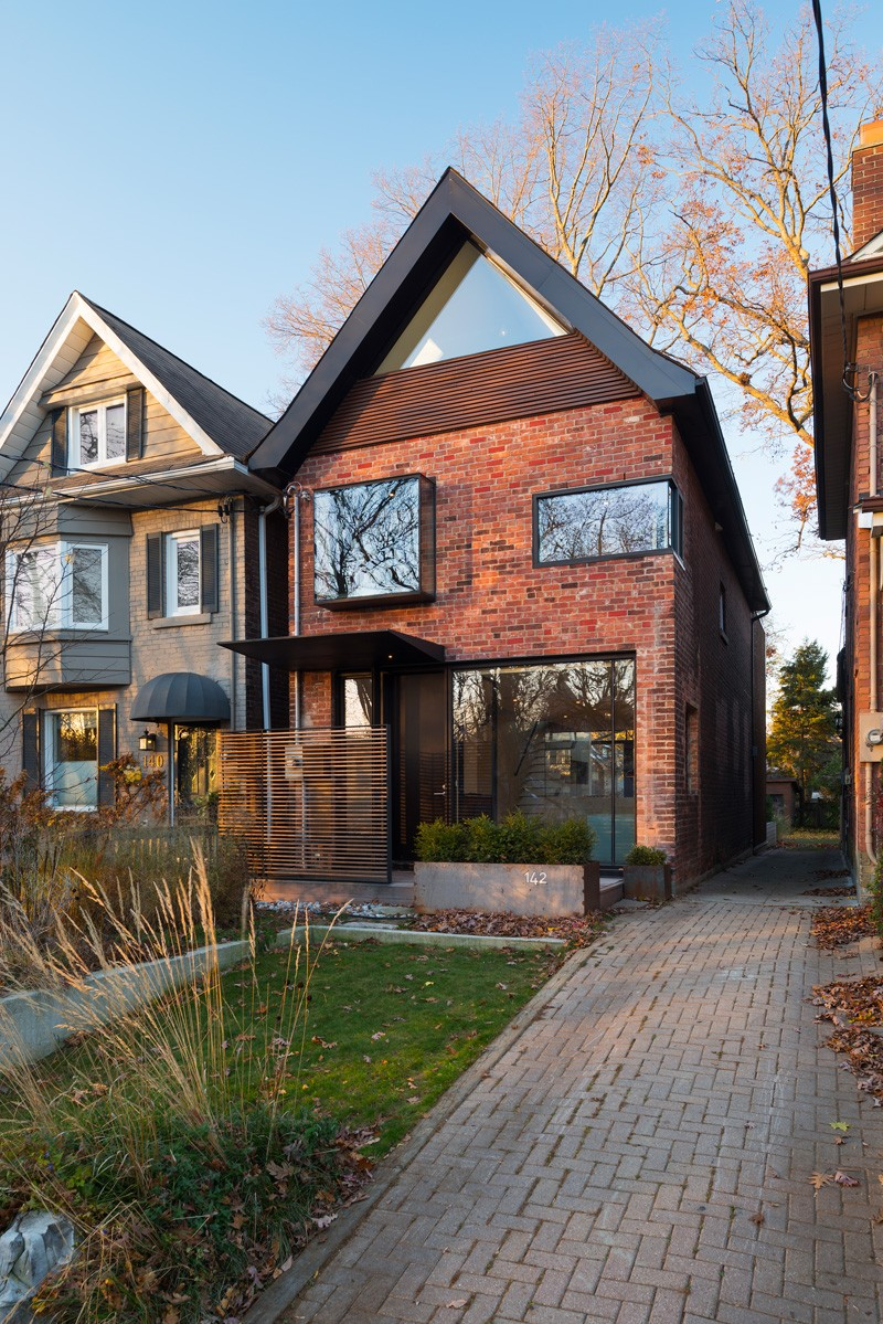A Contemporary Redesign For This 1930s House In Toronto CONTEMPORIST
