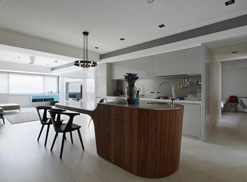 طراحی داخلی آشپزخانه،دکوراسیون آشپزخانه،آشپزخانه مدرن،نمونه آشپزخانه مدرن،نمونه دکوراسیون آشپزخانه