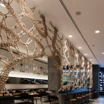 Mantzalin Creates A Handmade Rope Screen For A New York Restaurant