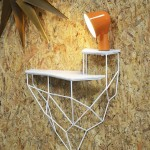 Iceberg Shelves by Lucas Stoppele and Jean-Charles Kien