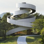 The Ribbon Chapel By NAP Architects