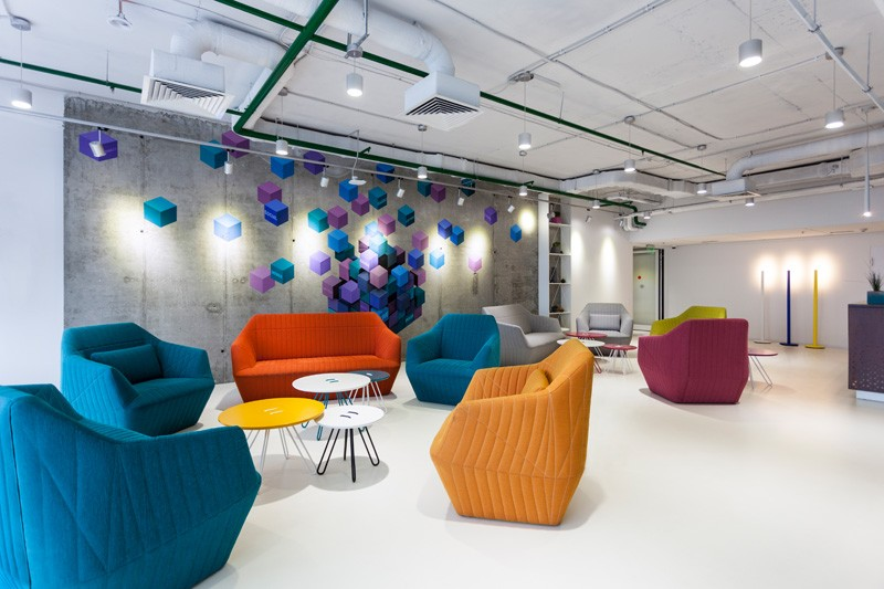 office design companies. Playtech Office By Soesthetic Group CONTEMPORIST Design Companies